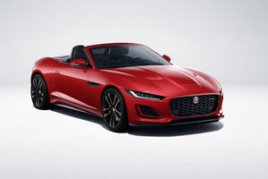 Nouvelle finition R-Dynamic Black pour la Jaguar F-TYPE