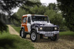 Jaguar Land Rover fait l'acquisition de Bowler