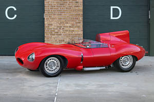 Gooding : Jaguar Type D 1956