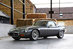 Jaguar Type E 1974 par E-Type UK
