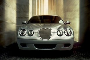 Jaguar S-Type model 2008