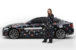 Stella McCartney habille la Jaguar XE