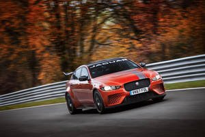 Jaguar XE SV Project 8 : nouvelle reine du Ring