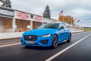Nouvelle Jaguar XE Reims Edition