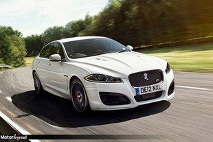 Jaguar XFR Speed Pack : plus vite !