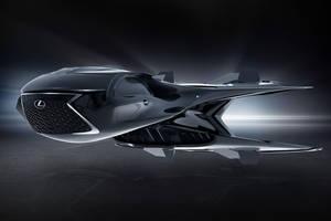 Une nouvelle Lexus