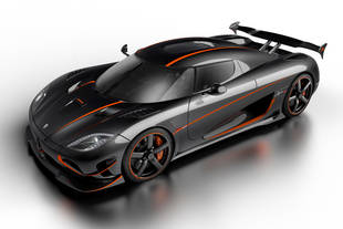 Koenigsegg Agera RS : sold out