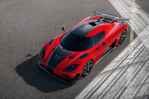 One-off Koenigsegg Agera RS Refinement