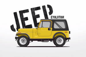 L'évolution de Jeep par Donut Media