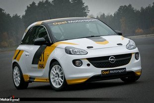 L'Opel Adam Cup arrive en France