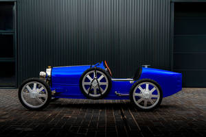 La Bugatti Baby II entre en production