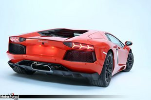 Lamborghini Aventador : sold out !