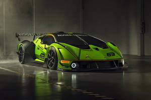 Officiel : Lamborghini Essenza SCV12