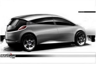 Future Lancia Ypsilon