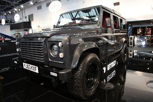 Top Marques Monaco 2014 : Twisted Defender Ultimate