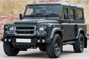 Land Rover Defender The End Edition par Kahn Design