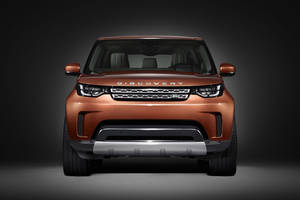 Nouveau Land Rover Discovery