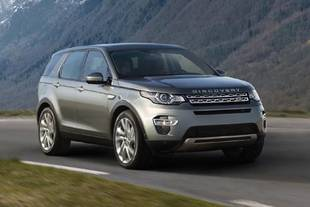Nouveau Land Rover Discovery Sport