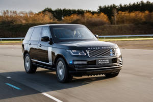 Range Rover Sentinel : sécurité optimale