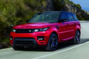 Range Rover Sport HST Limited Edition