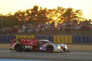 Le Mans : Ligier et Thiriet by TDS Racing en pointe