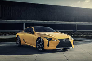 USA : Lexus LC Inspiration Series