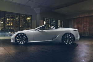 Le Lexus LC Convertible attendu à Goodwood ?
