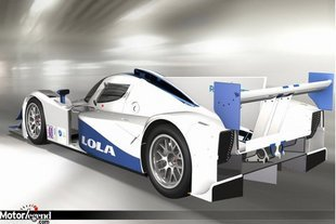 Lola Cars - Roush Yates