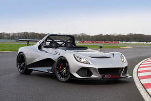 Lotus 3-Eleven : tarifs et options