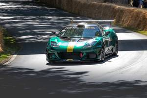 Lotus à Goodwood : édition mémorable