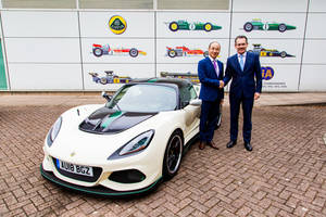 Lotus : Jean-Marc Gales quitte son poste de CEO