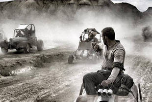 Mad Max Fury Road passe en mode GoKart