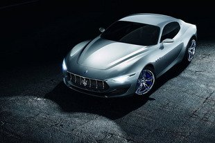 Maserati Alfieri en production ?