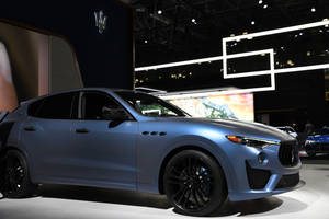Maserati Levante 1 of 1 Ray Allen