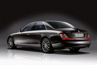Maybach Zeppelin : Madame Plus