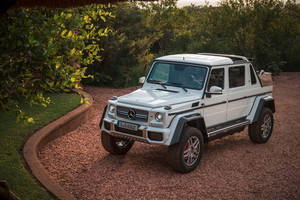 Bonhams : Mercedes-Maybach G650