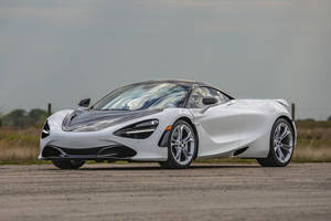 Hennessey booste les performances de la McLaren 720S