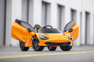 McLaren 720S Ride-On : pour enfant