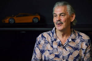 Gordon Murray évoque la McLaren F1