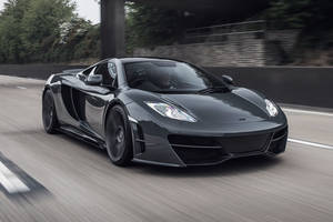 McLaren MP4-12C Mulgari Automotive