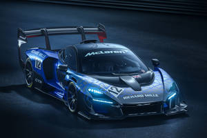 La McLaren Senna GTR à Goodwood