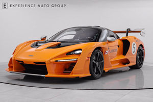 A vendre : rare McLaren Senna Can-Am