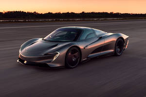 McLaren Tech Club : focus sur la McLaren Speedtail
