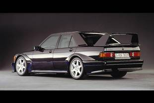 La Mercedes 190 E Evolution II a 25 ans