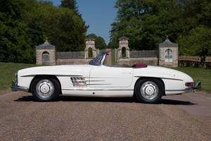 Silverstone Auctions : Mercedes 300 SL Roadster 1958