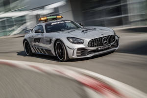 Mercedes-AMG GT R F1 Safety-car