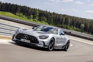 Nouvelle Mercedes-AMG GT Black Series