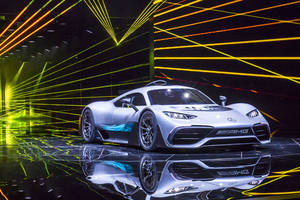 Mercedes-AMG Project One : vers un record absolu sur le Ring ?