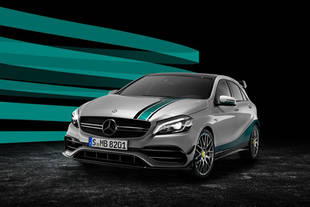 Mercedes-AMG A45 Petronas 2015 World Champion Edition