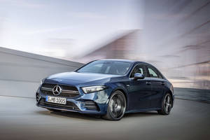 Nouvelle Mercedes-AMG A 35 4MATIC berline